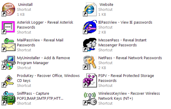 NirSoft Installer