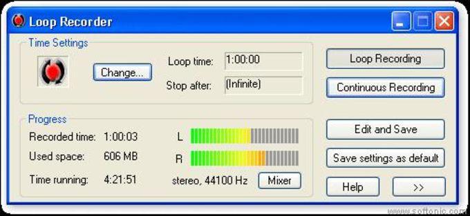 Loop Recorder