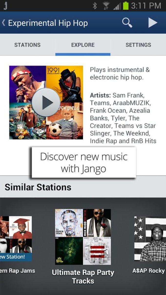 Jango Radio
