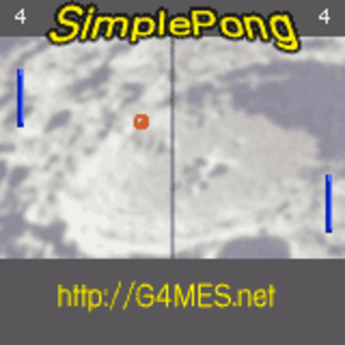 SimplePong Generic