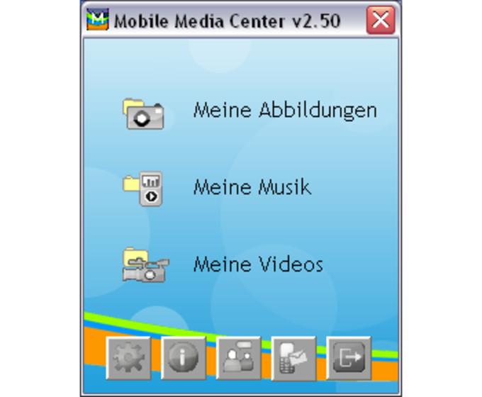 Mobile Media Center