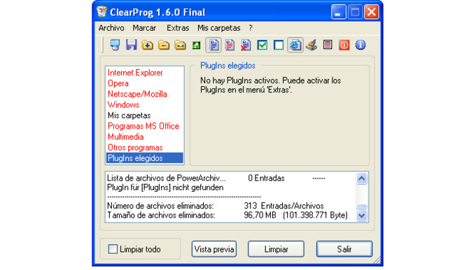 ClearProg