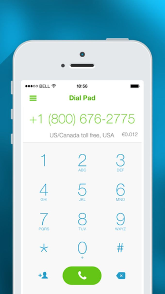 Rebtel for iPhone