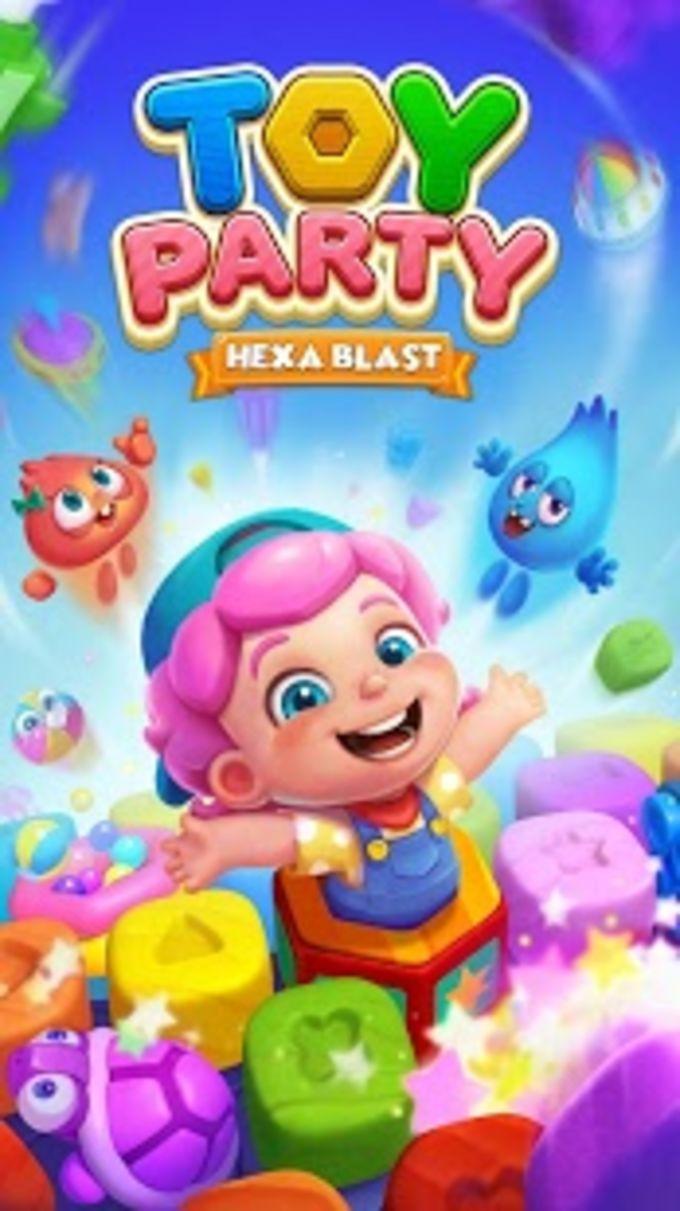 Toy Party - Blast Hexa Block