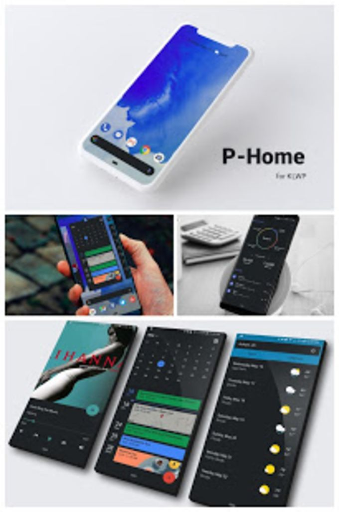 PHome for KLWP