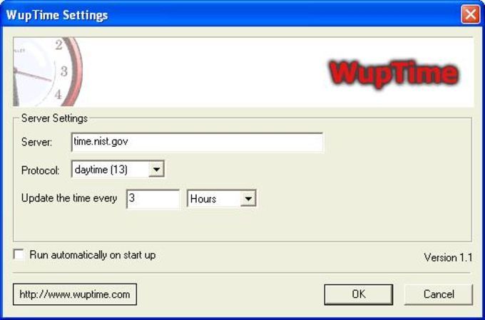 WupTime