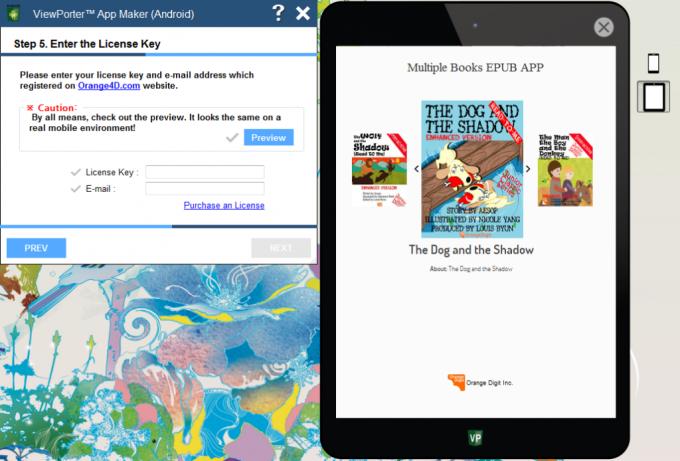 Viewporter® App Maker