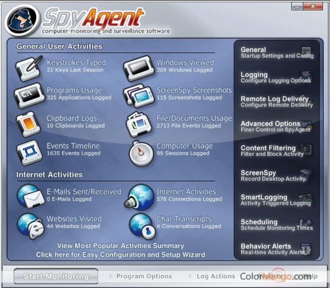 SpyAgent Home User License - 3 Computers