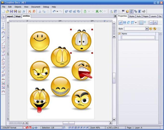 Creative Docs .NET