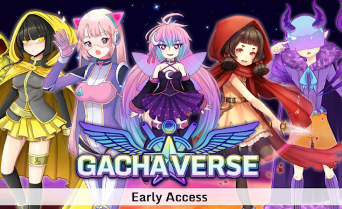 Gachaverse RPG  Anime Dress Up