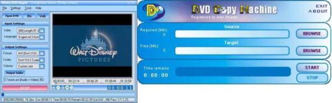 4Movy DVD Ripper + DVD Copy Machine Suite