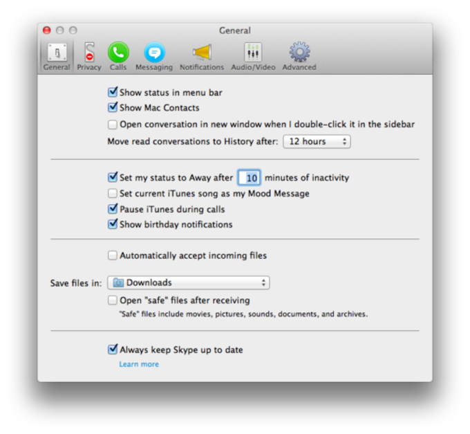 Free Skype Download For Mac Os X 10.6 8
