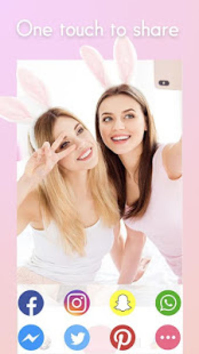Sweet Selfie Lite - Filter camera photo editor