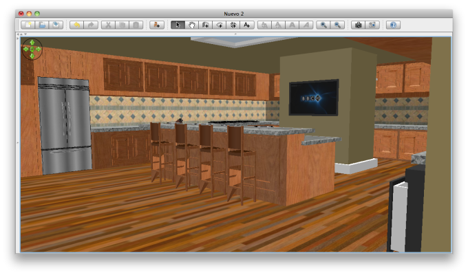 Sweet home 3d para mac descargar for Programas de diseno de interiores 3d gratis