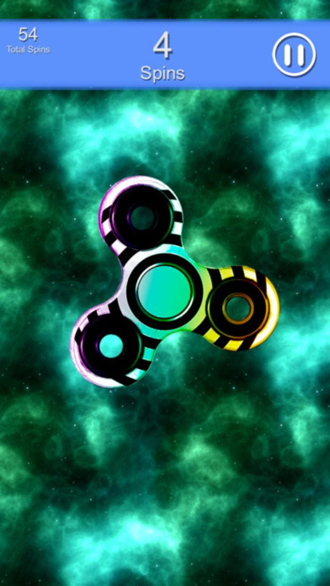 Fidget Spinner - Finger Simulator