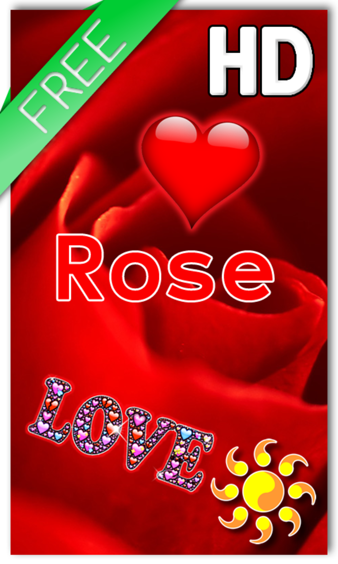Rose Hearts LWP