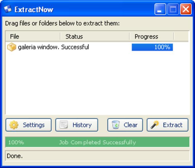 ExtractNow Portable