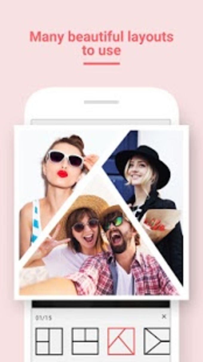 DU Collage Maker - Photo Collage & Grid & Layout