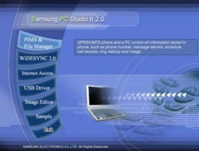 Samsung PC Studio II