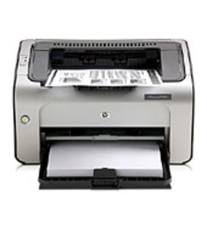 HP LaserJet 1018 Software and Drivers