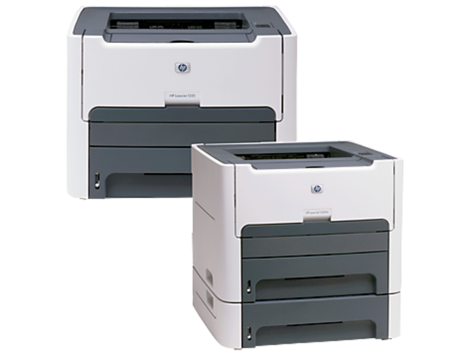 HP LaserJet 1320 Printer series drivers