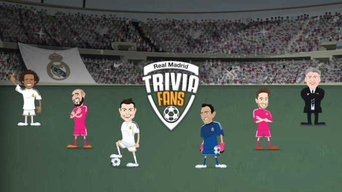 Trivia Fans Real Madrid