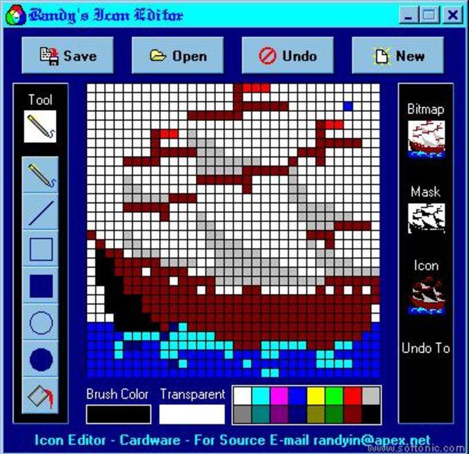 Ranfo Icon Editor