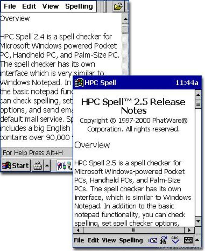 HPC Spell