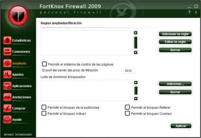 FortKnox Personal Firewall