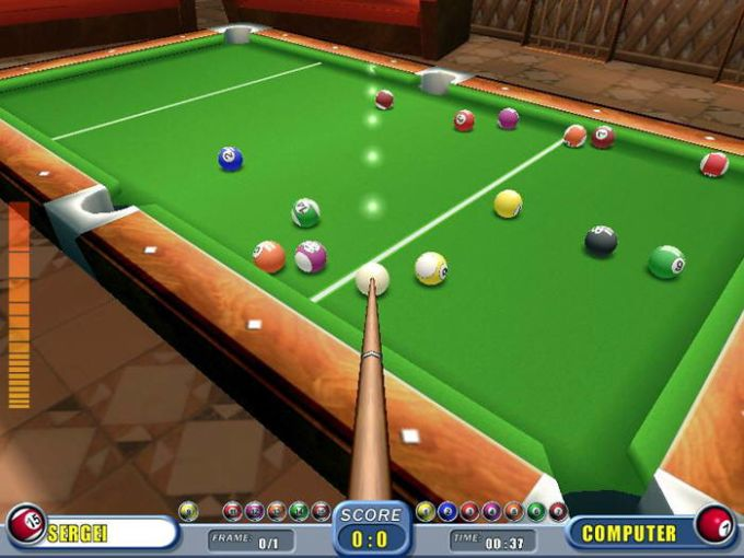 Real Pool