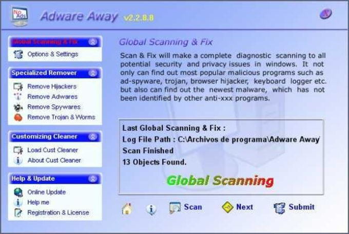 Adware Away