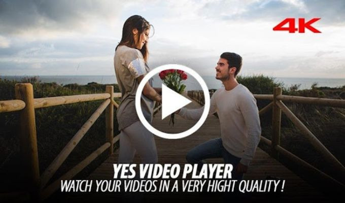 Yes Player  HD Video  Movie Player 2018