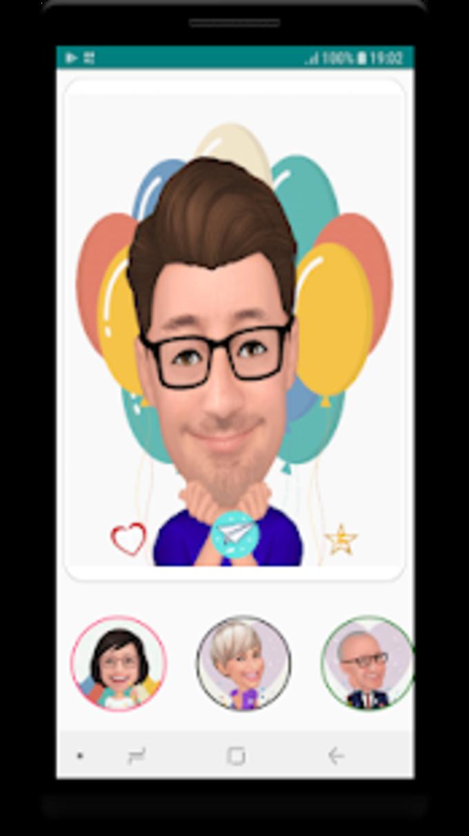AR Emoji S9