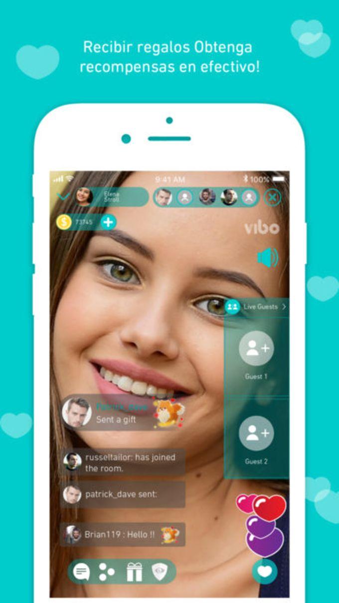 Vibo Live:Live video chat-فيبو