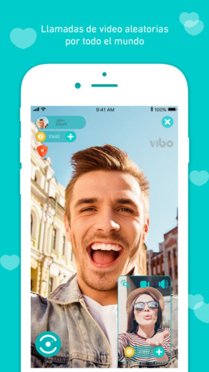 Vibo Live:Live video chat-فيبو