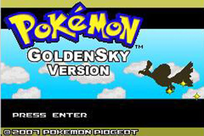 Pokémon GoldenSky
