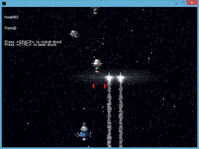 Space Defence Alienation