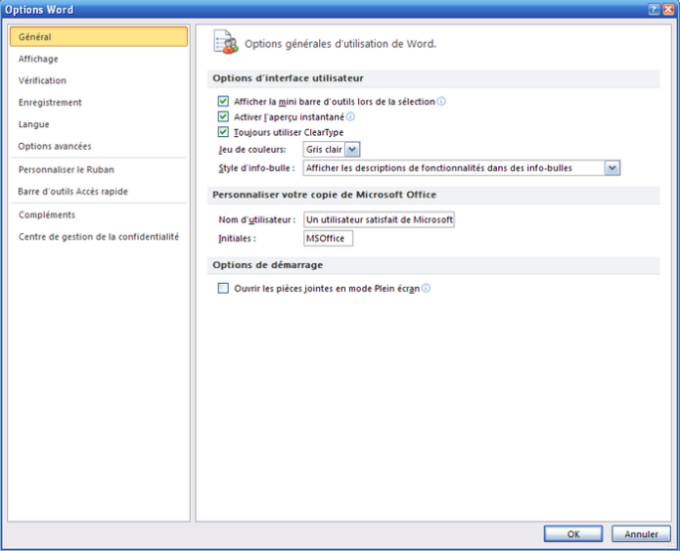 Service Pack 1 Pour Microsoft Office 2010