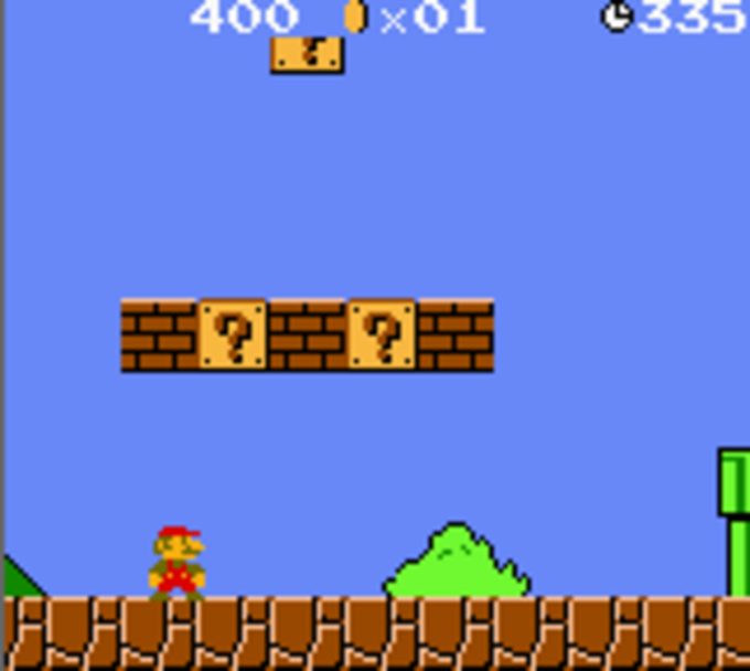 Super Mario Bros Deluxe Mobile Edition 2