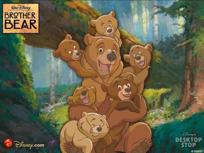 Disney Characters Screensaver
