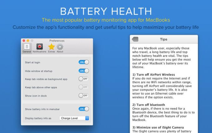Battery Health - Monitor Battery Stats and Usage