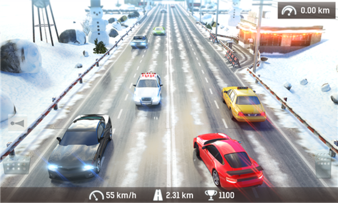 Traffic: Road Racing - Asphalt Street Cars Racer 2