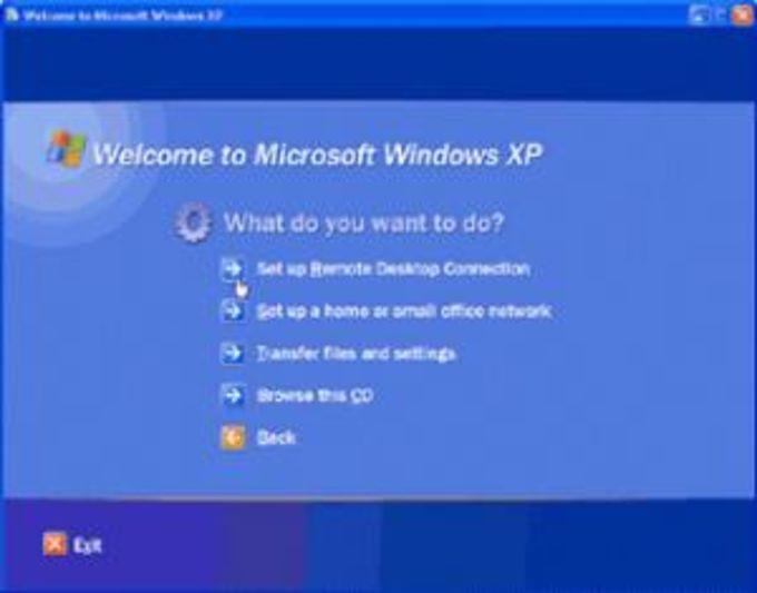 The Desktop Install Client