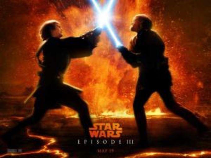 Wallpaper Star Wars Episode III