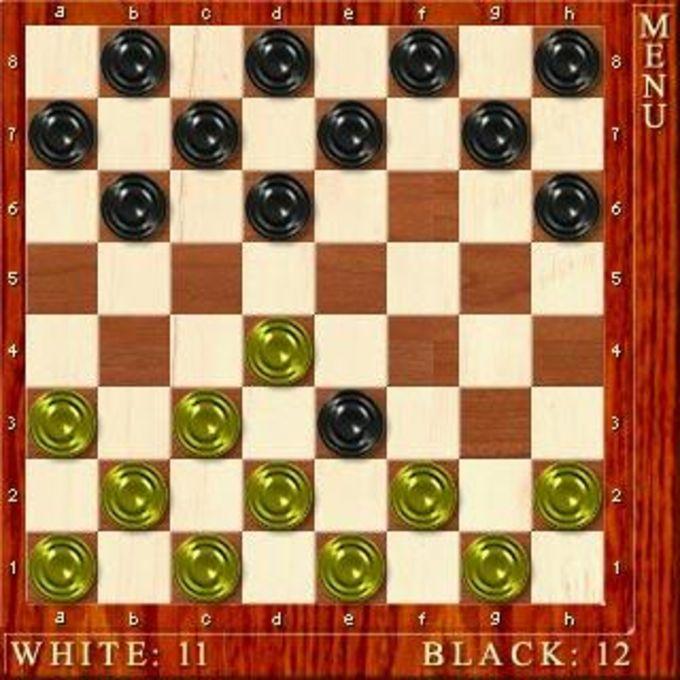 Checkers challenge