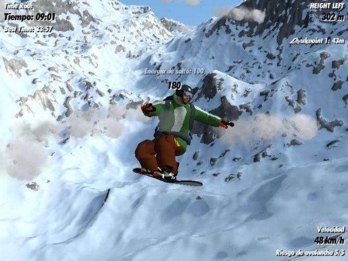 Stoked Rider - Alaska Alien
