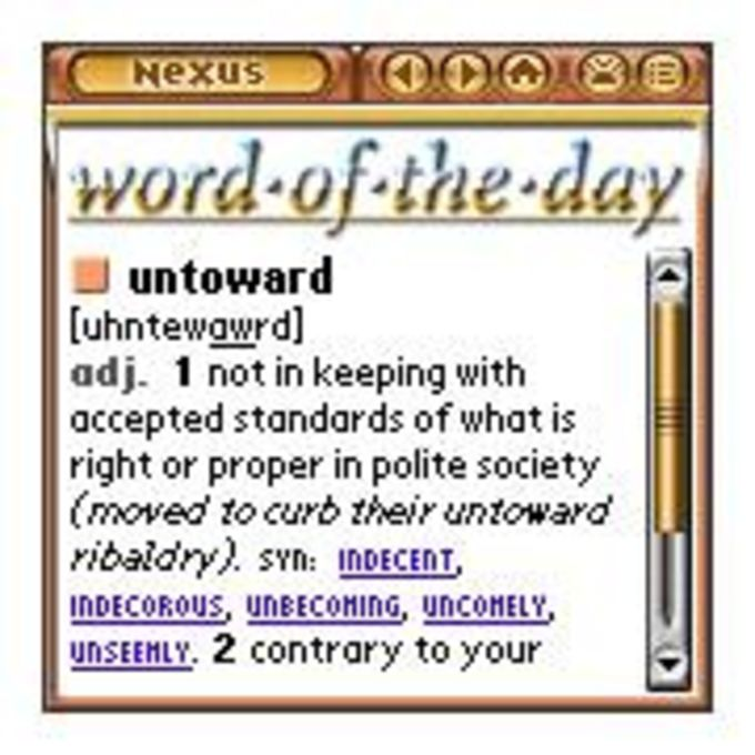 Nexus English Dictionary