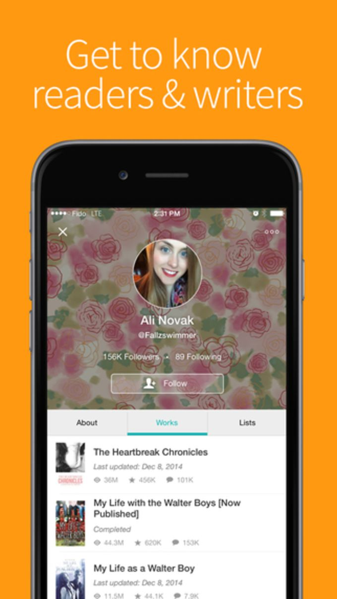 Wattpad Book Cover Maker Apk Download ~ Wattpad for iphone download