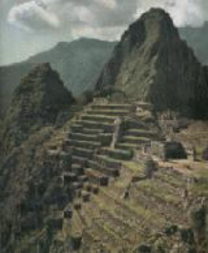 Incan Farming Terraces Zlauncher backgrounds