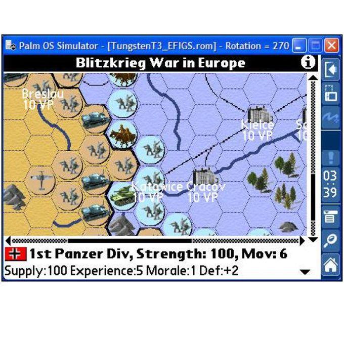 Blitzkrieg: War in Europe 1939-1945